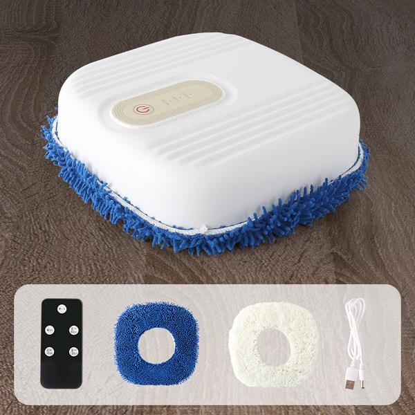 가정 로봇 스마트 전자동 충전 걸레 청소기 건습겸용, 하얀