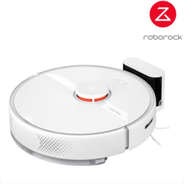 [샤오미 ROBOROCK] 로보락 S6 Pure 스마트 로봇청소기 한글판, 화이트-7-5871608764