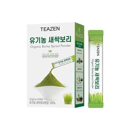 티젠 유기농 새싹보리 20박스/총 200포, 상세 설명 참조, 티젠 유기농 새싹보리 20박스