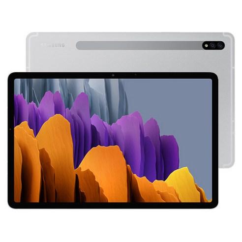 삼성전자 갤럭시 탭S7 11.0 LTE + Wi-Fi 128GB, SM-T875N, 미스틱블랙-9-1951760642