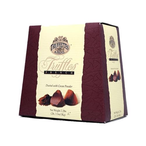 트뤼플 초콜릿, 1kg, 1개