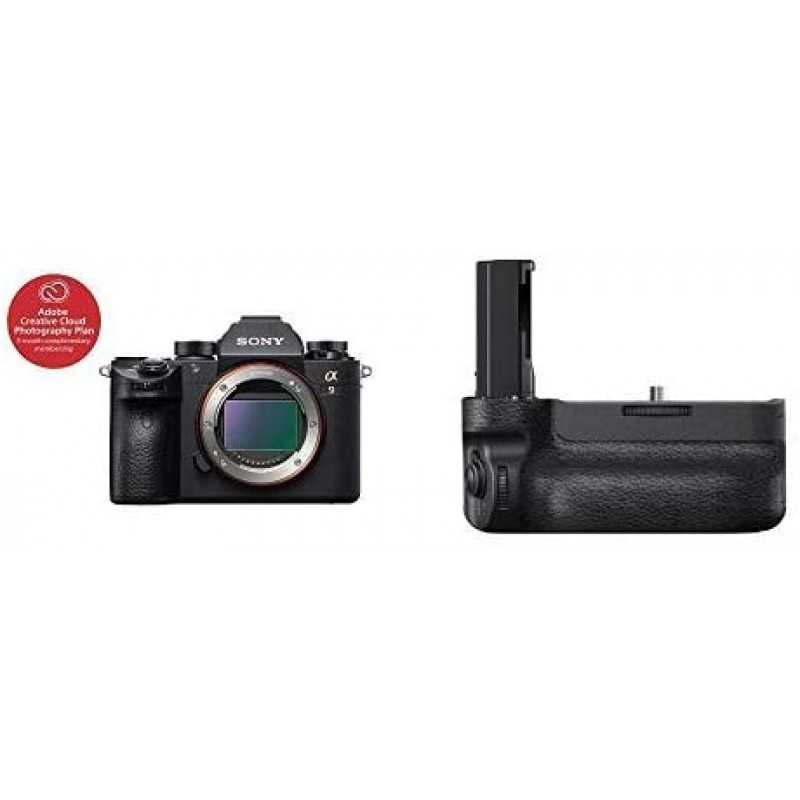 소니 a9 풀 프레임 미러리스 렌즈 교환식 카메라 (그립 포함), 단일옵션