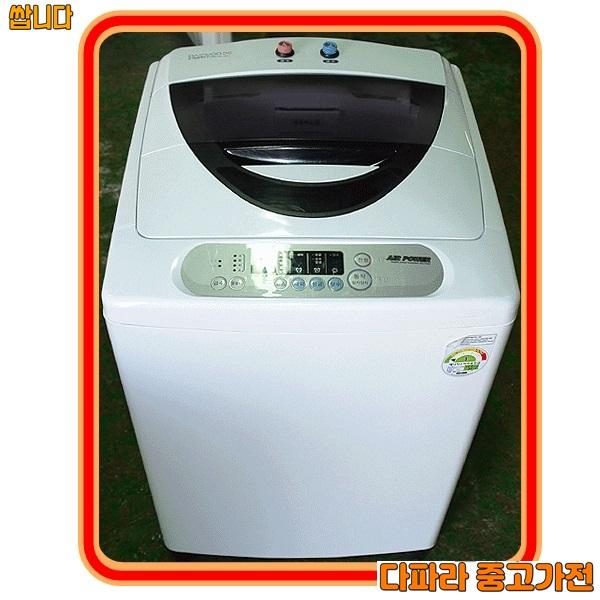 대우 중고세탁기 10kg 세탁기 대우세탁기 소형세탁기 대형세탁기 중고가전 다양, D-1.세탁기