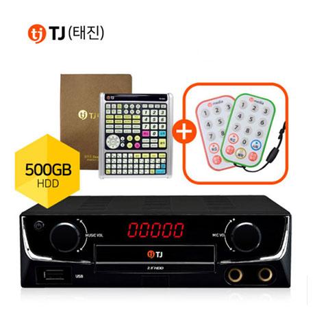TJ미디어 TKR-360CK 태진 차량용 노래방반주기 노래방기계