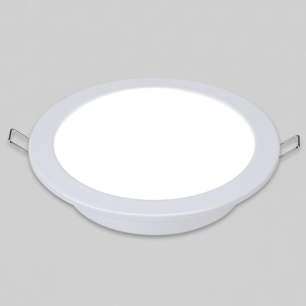 LED다운라이트 6인치 매입등기구 전구색 주광색 택1