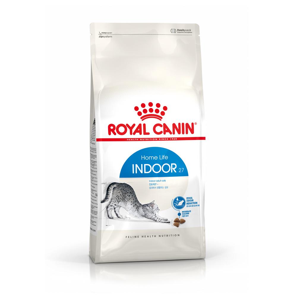 로얄캐닌 인도어 고양이사료, 10kg, 단품