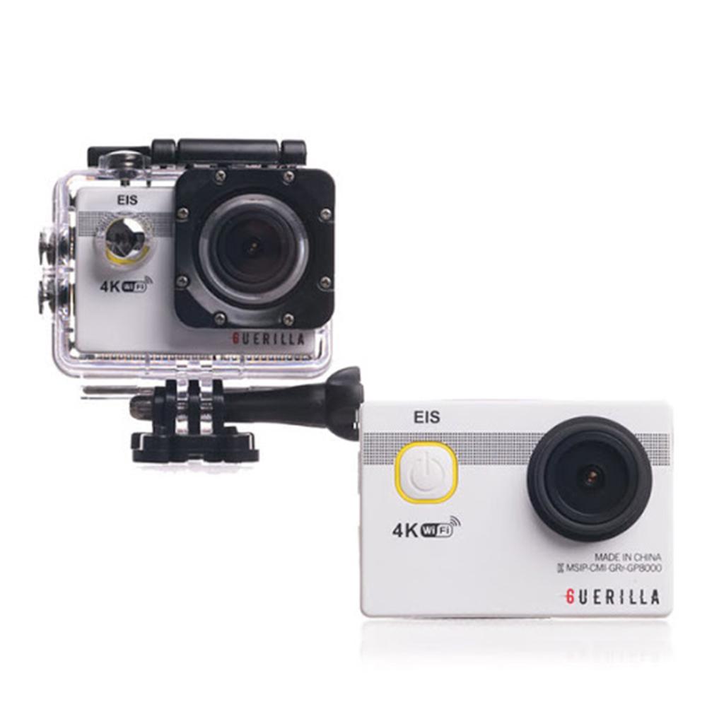 더블유 WIFI 유튜브 방송용 브이로그 카메라 국민 가성비액션캠 4k ULTRA HD 30m 방수 가능 액션캠, ultrapro-8500 4K(손떨림방지)/블랙/본품(내장메모리없음)