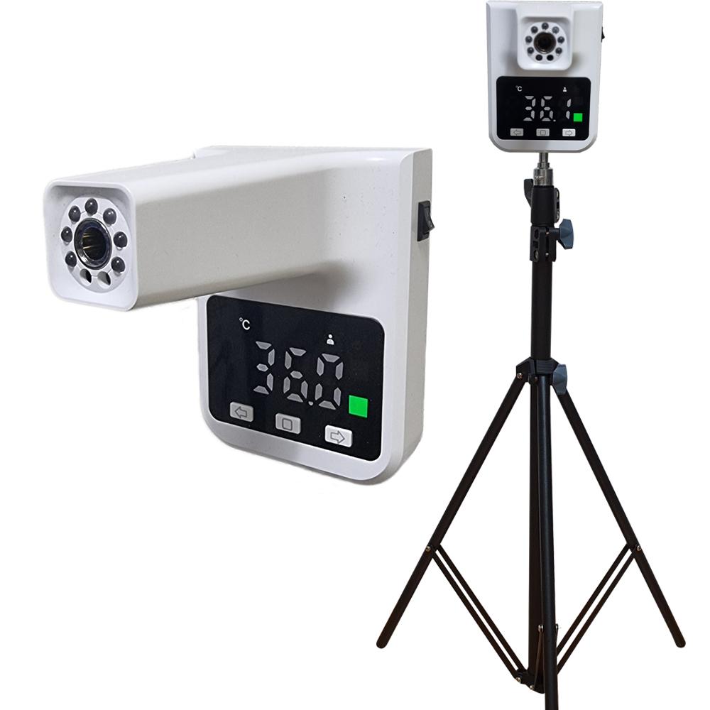 비접촉 적외선 디지털 온도계 발열체크기 발열측정기 신속 정확 온도측정 GK-8 Pro B