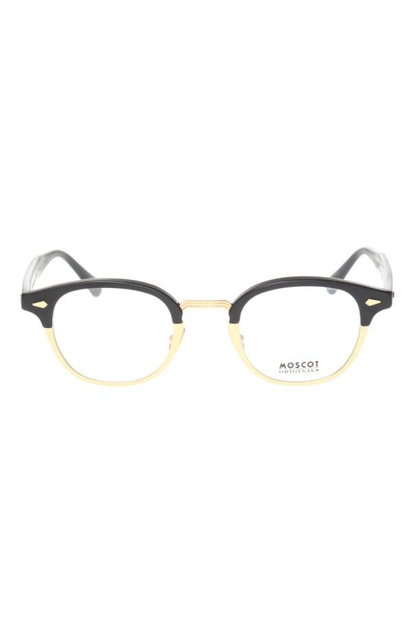 Moscot 'Lemtosh' eyeglasses 로고 LEMTOSH MAC 0-MATTE BLACK 150불 이상 주문시 부가세 별도
