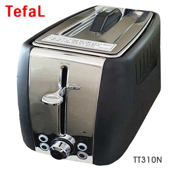 테팔 토스터 콤팩트 TT310N 모던한 매트블랙 해동 재가열 리프트기능, TT310N(콤팩트토스터기)