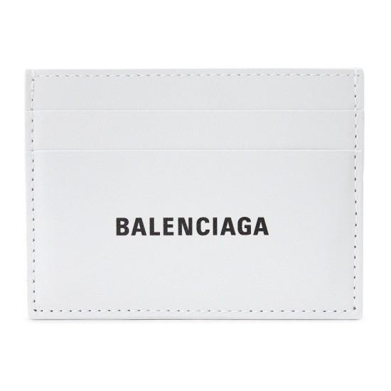발렌시아가 로고 캐시 594309 1I353 9060 공용 명함/카드지갑