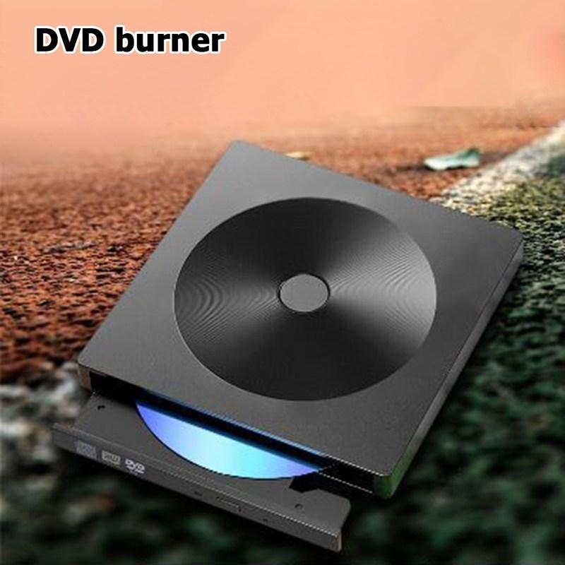 DVD ROM Portatil Lector DVD Externo Ultra Slim 외장형 광학 드라이브 USB 3.0 USB Type C PC 용 CD DVD ROM 버너, 협동사