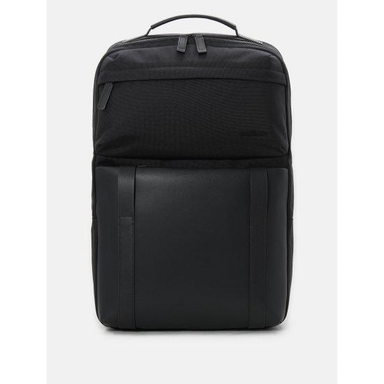 빈폴ACC 남성 블랙 빌리 백팩 (BE08D2M415)-19-1980029224