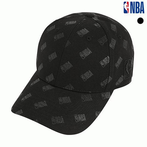 NBA 엔비에이 NBA 남녀공용 레터링 패턴 볼캡 N195AP435P