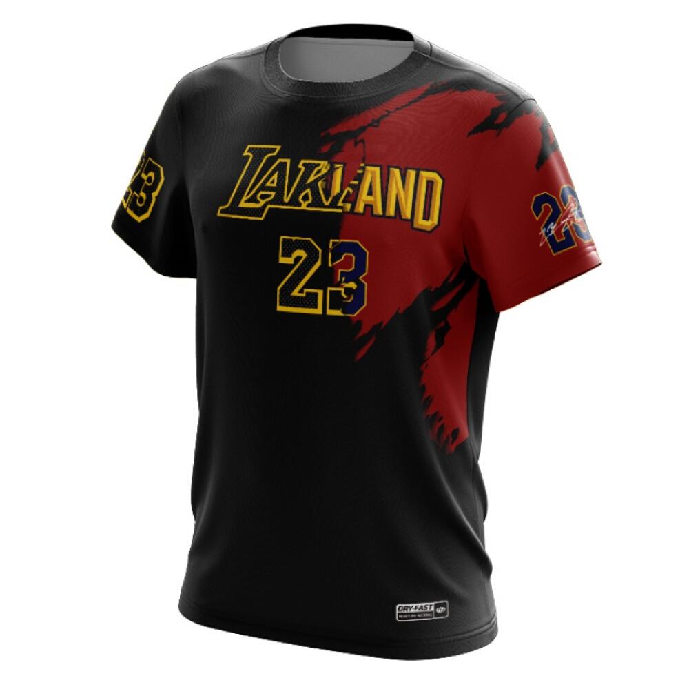 여름 NBA 디자인 2020 여름 속 건조 티셔츠 반팔 레이 디 얼 레이 어 즈 제 임 스 앤 티크 2020 제 임 스 3XL