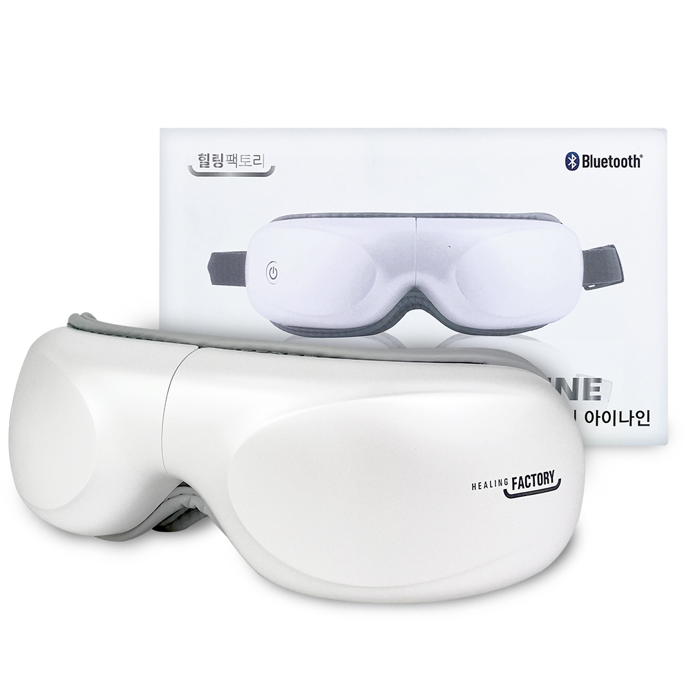아이나인 무선 눈 마사지기 공기압 안마기 온열 진동, EYE-9 (POP 2244590348)