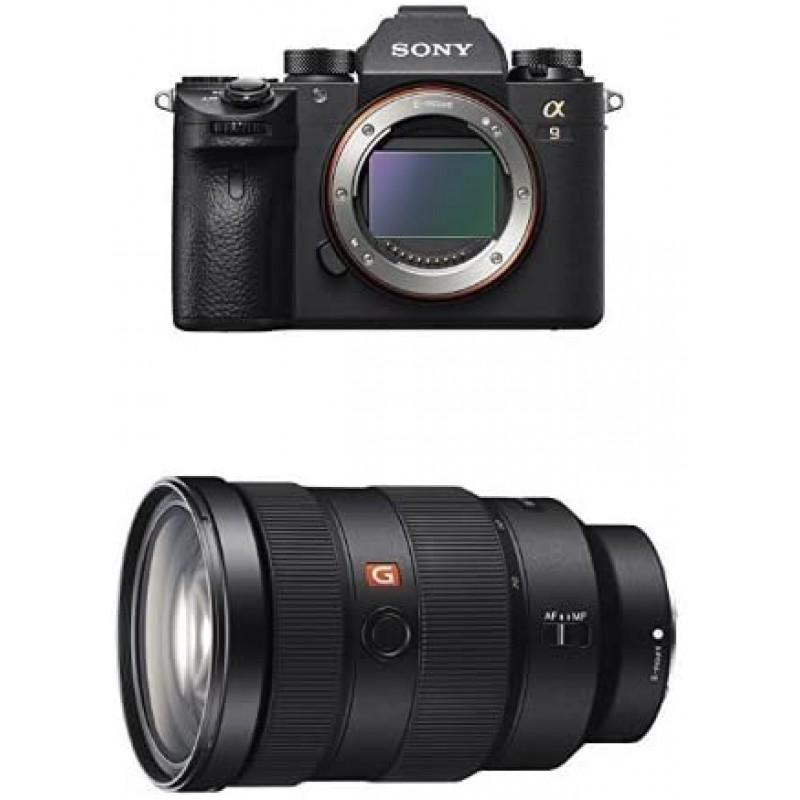 소니 a9 풀 프레임 미러리스 렌즈 교환식 카메라 (SEL2470GM 렌즈 포함), 단일옵션