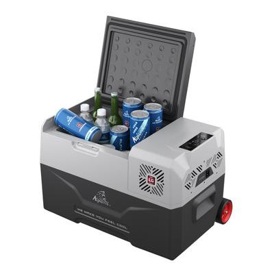 Alpicool 1년 AS 보장 알피쿨 차량용 냉장고 CX형 DC12V24V AC200V, 50L(차량/가정겸용)-APP지원