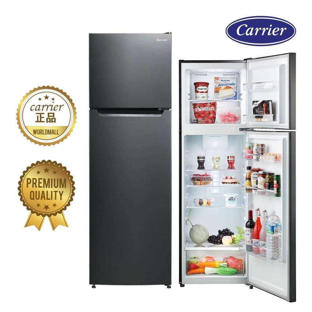 캐리어 클라윈드 냉장고 (255L) CRF-TN255BDE [무료설치], 단품