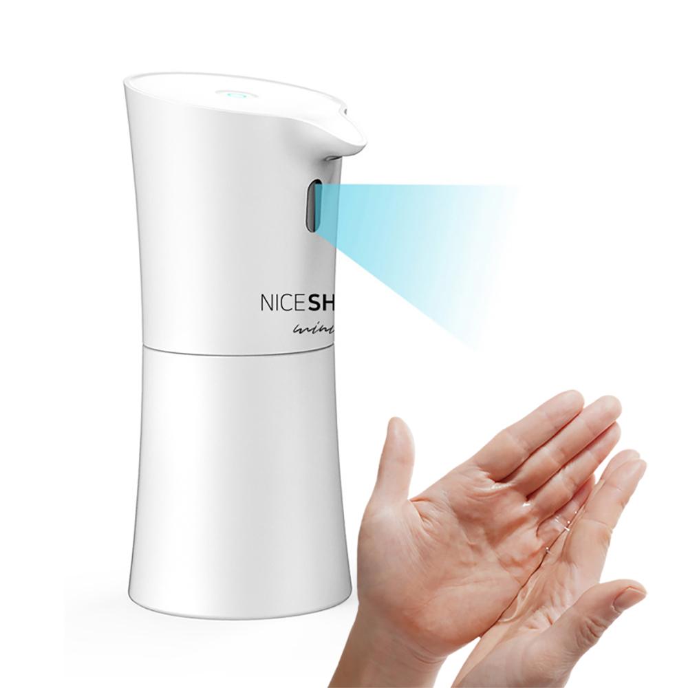 나이스샷 손세정기 디스펜서 소독제분사기 자동 손소독기, 나이스샷미니 자동분사기[단품]