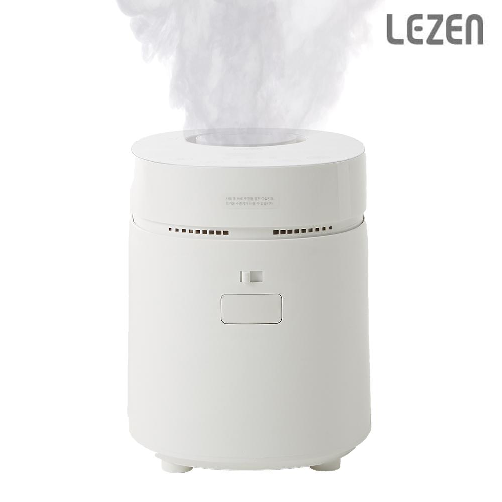 르젠 대용량 통세척 가열식 밥통 가습기 3L LZHD-800N, 단품