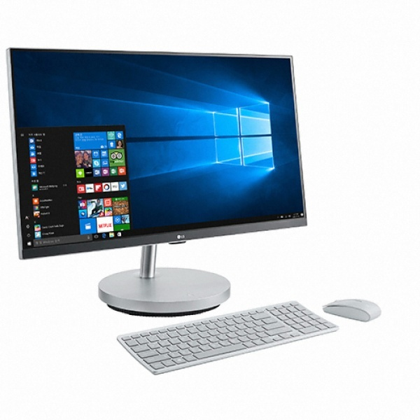 (LG전자 일체형 PC(GT 27V790-GR31K (1TB(HDD) 추가 무상 업그레이드 추가/무상/업그레이드/전자/일체형, 단일 색상, 단일 모델명/품번