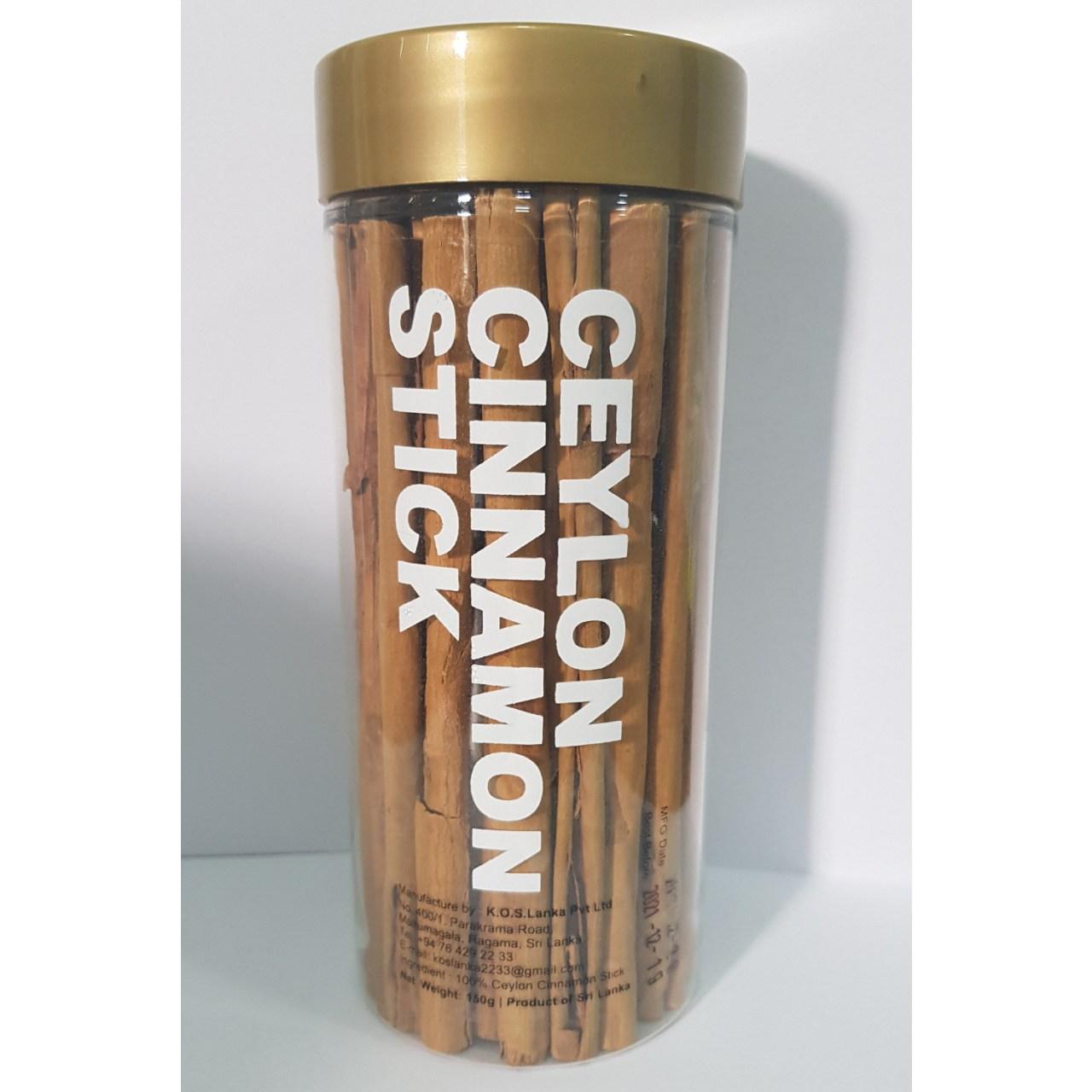 실론 시나몬 스틱 C5 스페셜 등급 150g