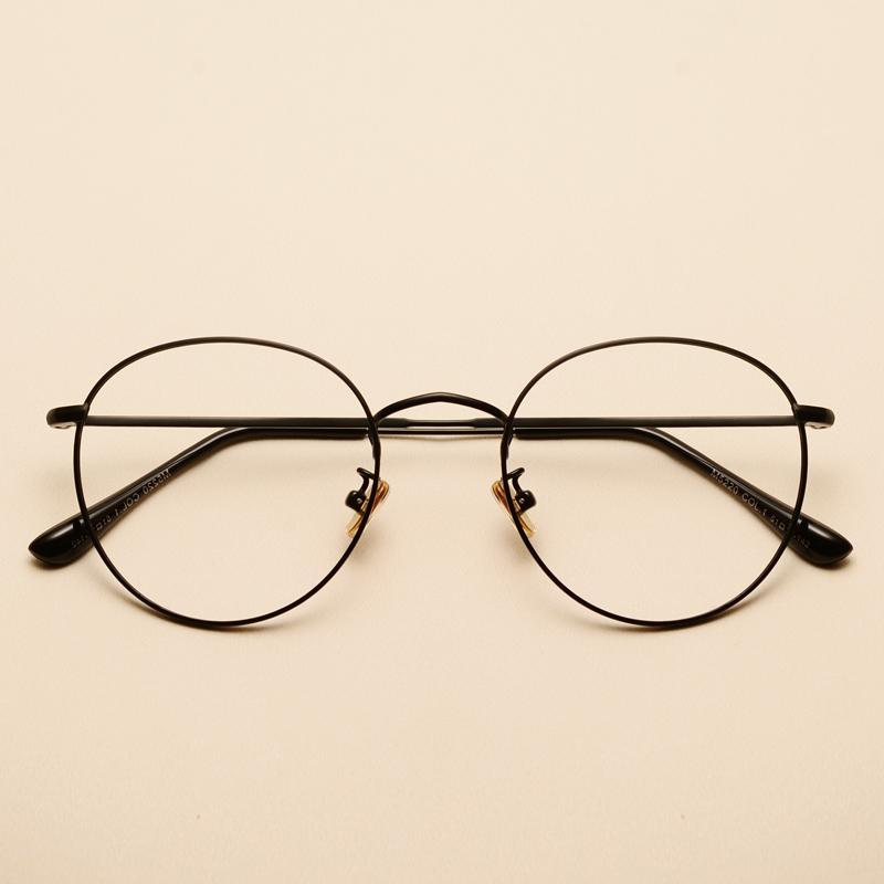 남자 여성 학생 복고 초경량 가벼운 패션 예쁜 안경테