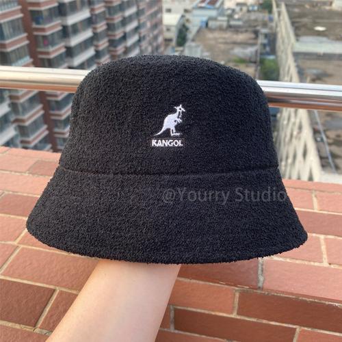 해외상품 캉골모자 Kangol 캥거루 수건 소재 평면 어부 모자 메쉬 분지 모자 남녀 모자 B-50471