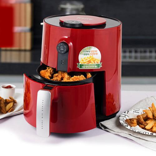 원e캔들 (요리도쉽게쉽게)키친아트 라팔 에어프라이어 튀김기 에어프라이기
