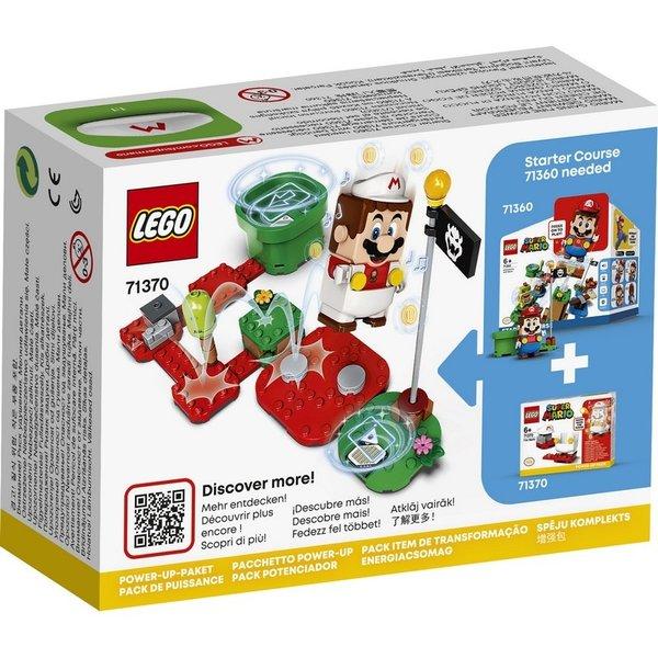 레고 슈퍼마리오 파이어마리오 파워업팩 71370, 혼합색상