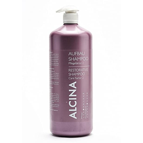 Alcina Nourishing Shampoo Factor 2 1250 ml, 단일상품, 본문참고, 본문참고