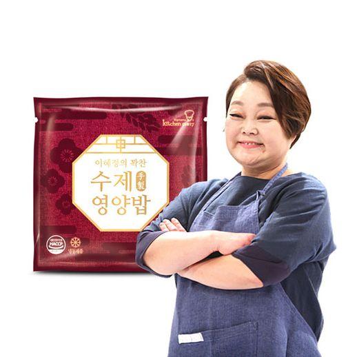 빅마마 이혜정의 꽉찬 수제 영양밥 120gX8팩, [전용관]빅마마 꽉찬 수제 영양밥