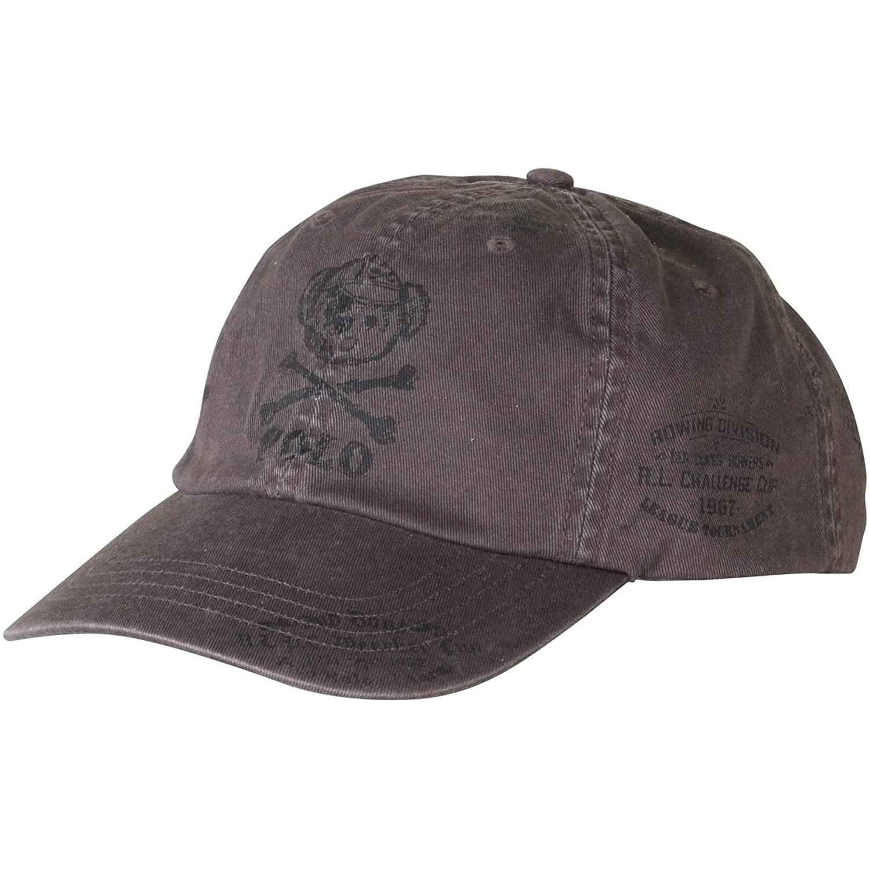 폴로 랄프로렌 테티 베어 곰돌이 해골 남자 명품 볼캡 야구 모자