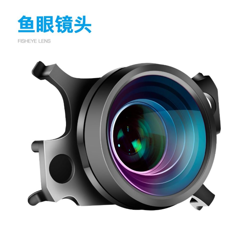 DJI 매빅 에어2 광각 어안 렌즈 액세서리 드론, Air2 용 어안 렌즈