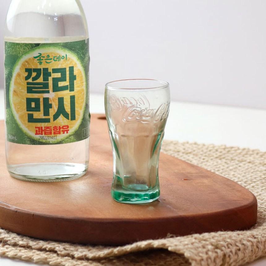 리비 코카콜라 미니유리컵 소주잔 샷잔 67ml 1P, 1개