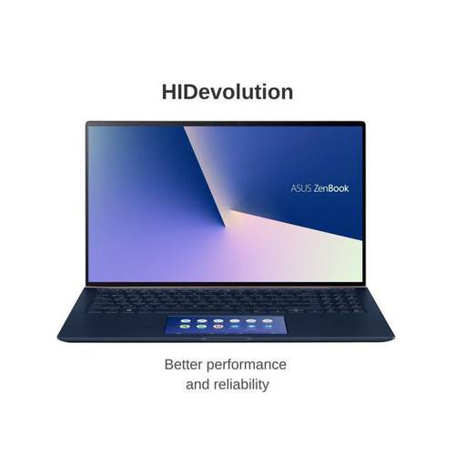 HIDevolution ASUS Zenbook 15 Ultra Slim UX534FTC 15.6 FHD | Royal Blue, 상세내용참조, 상세내용참조, 상세내용참조
