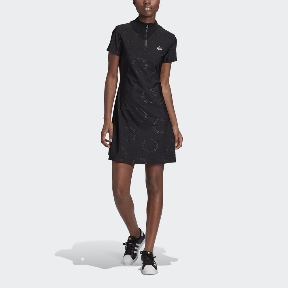 아디다스 숏슬리브 드레스 라이프스타일 GE6198