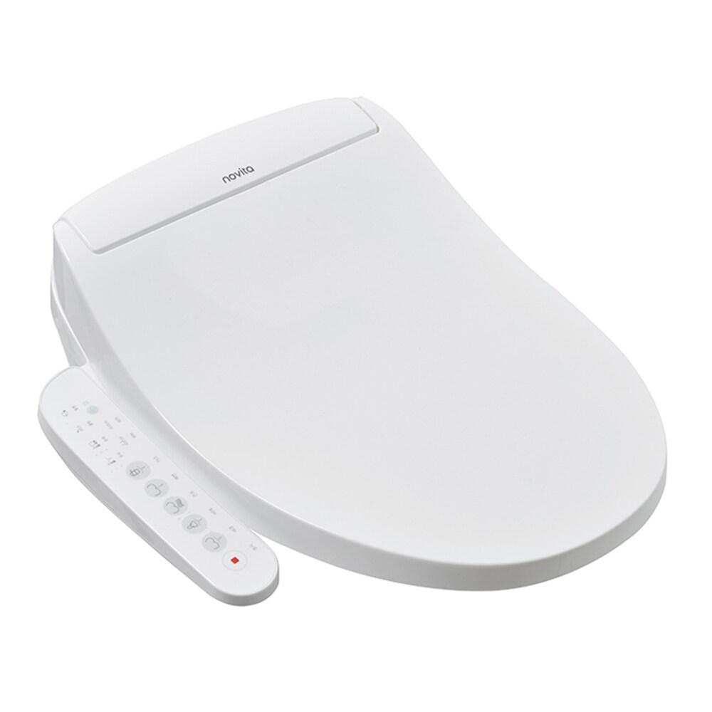 [신세계TV쇼핑]노비타 스마트 비데 BD-AH71N (2020년 신상품), 흰색/화이트