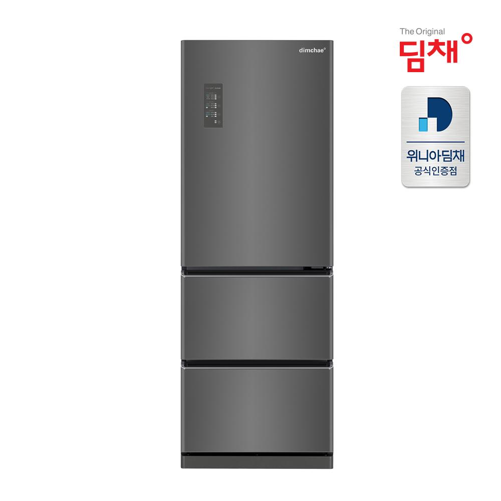 위니아 딤채 스탠드형 김치냉장고 EDT33DFRZDT 330리터