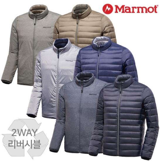 마모트 마모트 남성 더블 다운 자켓 1-1MMPAW8002