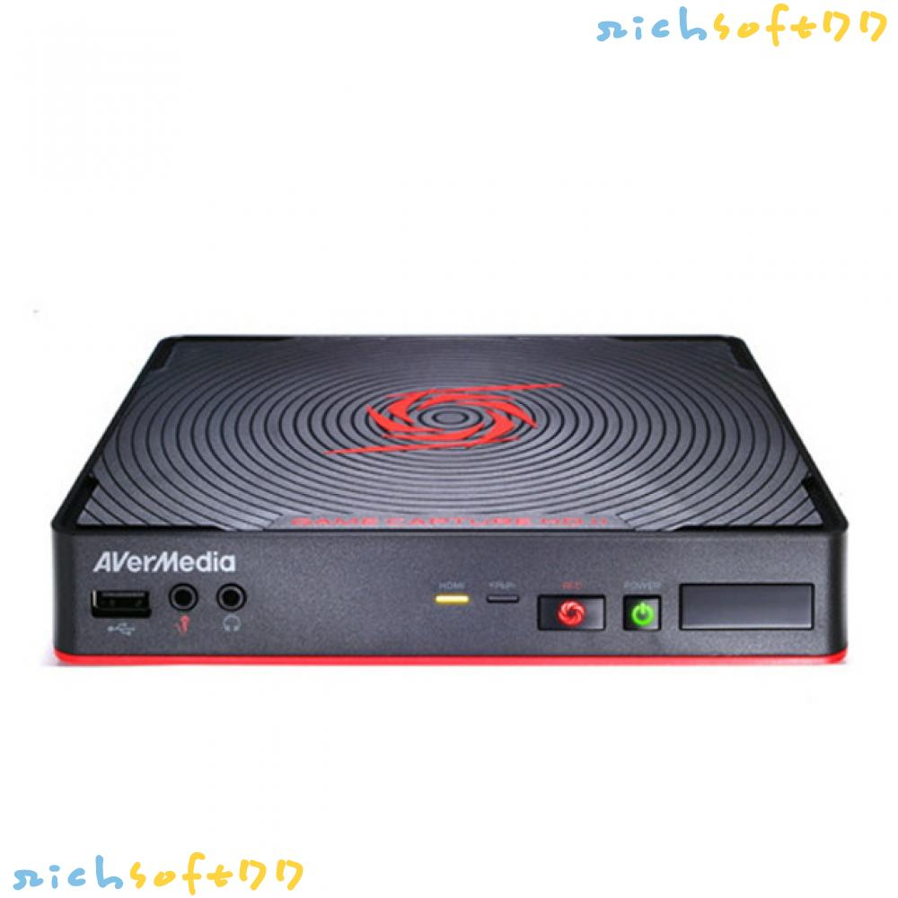 [richsoft77] AVerMedia Game Capture HD II / 독립형 영상 캡쳐 장비 / 영상 기타 장비 AVerMedia 영상장비 영상편집장비, 보시는상품선택