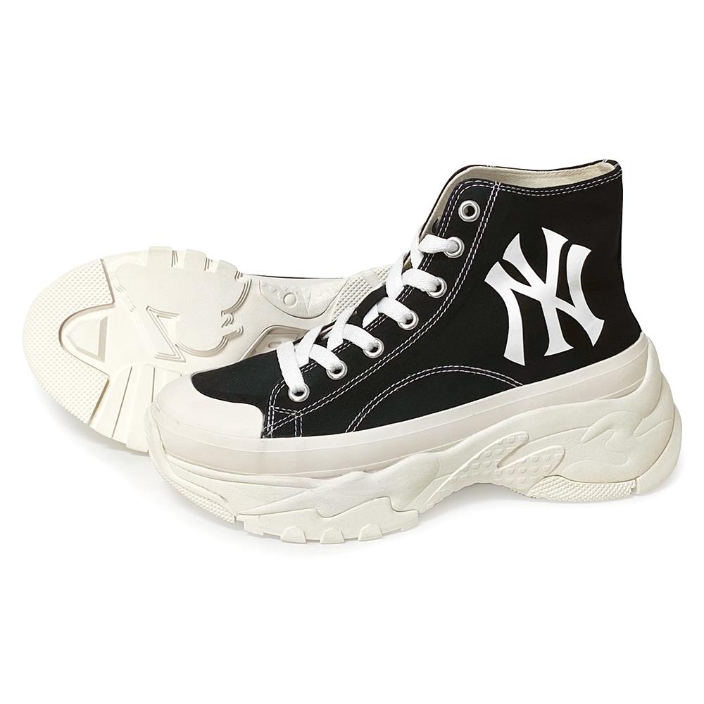 MLB 청키 하이 뉴욕양키스 32SHU1011-50L 블랙