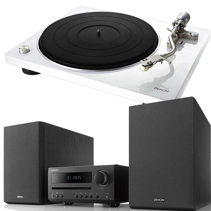 데논(DENON) D-T1+DP400 미니 하이파이오디오, 단품
