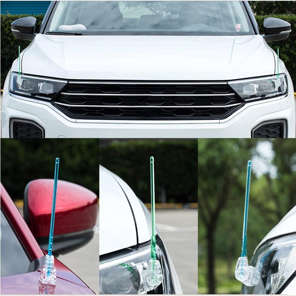 차폭감 차선유지 차량용 초보운전 가이드라인, YAC-초보운전가이드라인HY-602(그린)