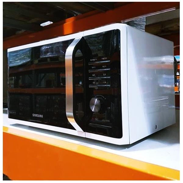 SAMSUNG 삼성 전자레인지 23L MS23K3535AW, 1