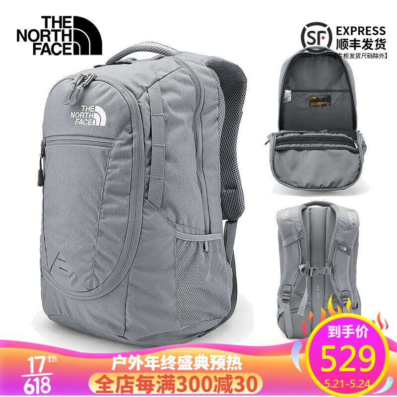 TheNorthFace 북쪽 가방 가방 가방 가방 가방 가방 가방 가방 가방 가방 가방 가방 가방 2020 봄 야외 여행 등산 가방 캐 주 얼 백 팩 학생 책가방 CHJ8 CHJ83NR / 그레이 27 리터 / 500 * 340 * 200 mm, 상세페이지 참조