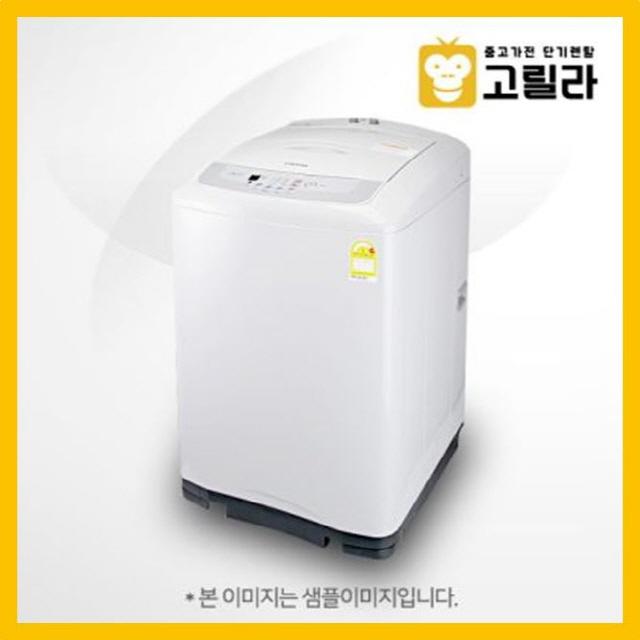 대우 통돌이세탁기, 세탁기 깔끔형(6개월)