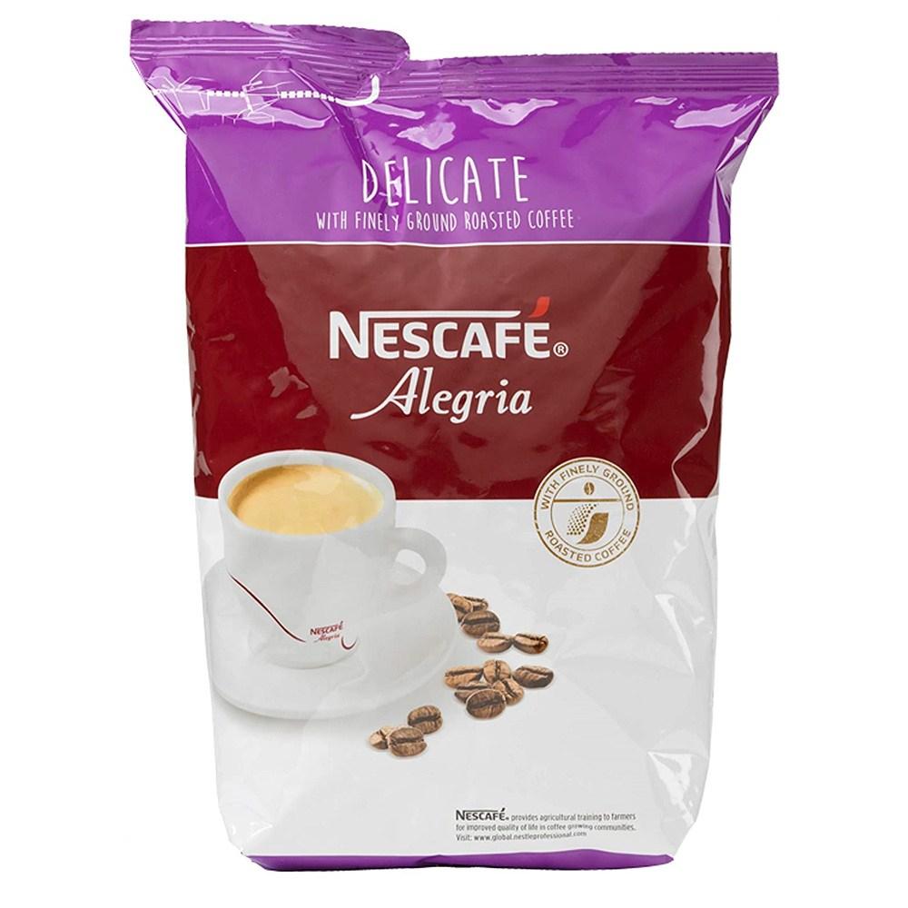 NESCAFE ALEGRIA Delicate 네스카페 알레그리아 500gX1팩, 1세트