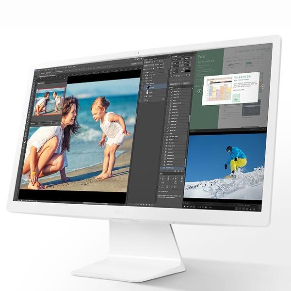 (LG전자 일체형 PC 24V570-LRP1K (기본 제품 기본/전자/일체형/제품, 단일 색상, 단일 모델명/품번